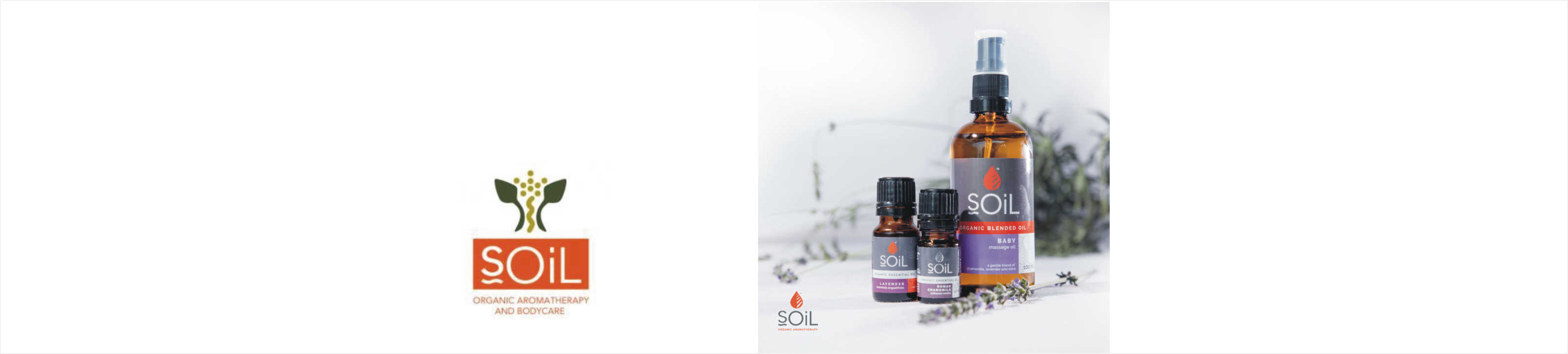 Soil Essential Oils
