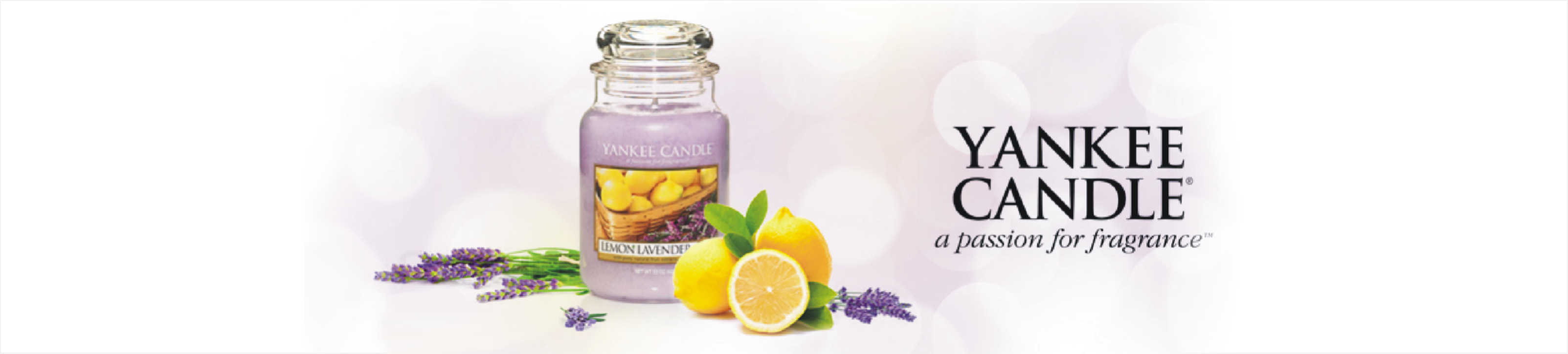 Yankee Candles Passion for Fragrance